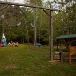 Chattooga Sounds Group Camp Area