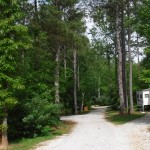 RV sites near the Chattooga River